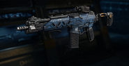 Peacekeeper MK2 Gunsmith Model Thermal BO3
