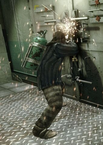 File:Reznov using the blowtorch on the main armory's door.jpg