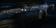 Peacekeeper MK2 Gunsmith Model Suppressor BO3