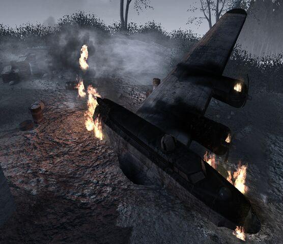 File:Nacht der Untoten crashed B-17 WaW.jpg