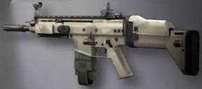 SCAR-H Lv8 II