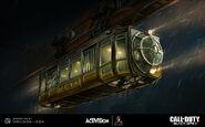 Train ConceptArt ShadowsOfEvil BOIII