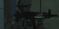 Thumper (Modern Warfare 3)