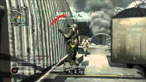 Throwback to COD4! Sabotage 68-31