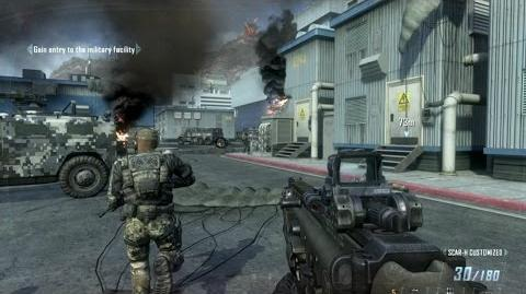 Call of Duty Black Ops II - Judgment Day