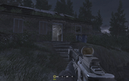 House to pass to meet Loyalists Blackout CoD4