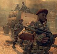UNITA soldiers Pyrrhic Victory BO