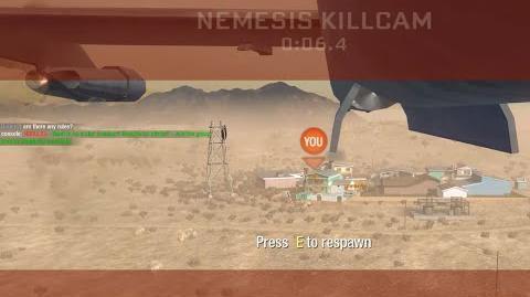 Call of Duty Black Ops PC Rolling Thunder kill-streak demonstration