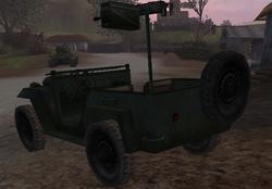 Gaz-67b Rear UO
