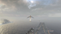 Hunter Killer Drone in flight Carrier BOII.PNG