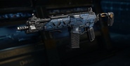 Peacekeeper MK2 Gunsmith Model Rapid Fire BO3