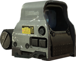 Holographic Sight menu icon MW3