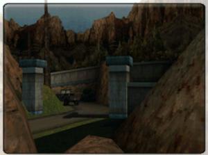Through The Mountains MW3DS