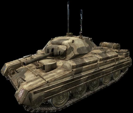 File:Crusader Tank CoD2.png