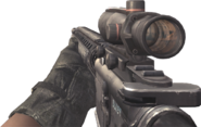 M16A4 ACOG Scope CoD4