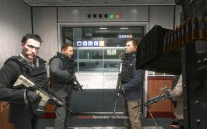 MW2 No Russian Elevator