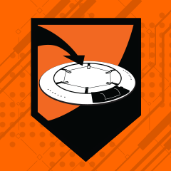 Death From Above achievement icon BO3