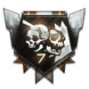 Mega Kill Medal BOII