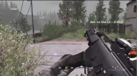 Call of Duty 4 Modern Warfare - Campaign - Heat