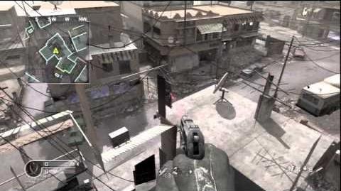 COD4 Moding - Laser, Every Gun, God Mode, Noclip, Default Weapon, and Brick Blaster