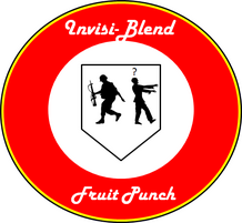 Invisa-man fruit punch