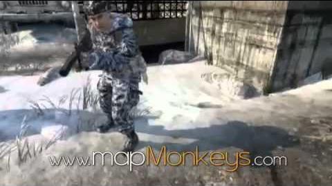 Black Ops Zombie Walk Glitch