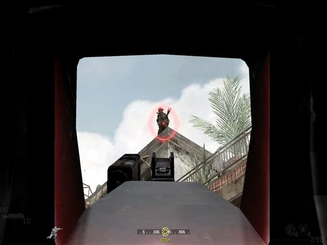 File:Taking out enemies on rooftops War Pig CoD4.jpg