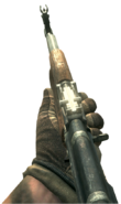 AK47 cocking BOII