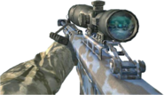 Barrett .50cal Blue Tiger CoD4