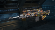 M8A7 Gunsmith Model Underworld Camouflage BO3