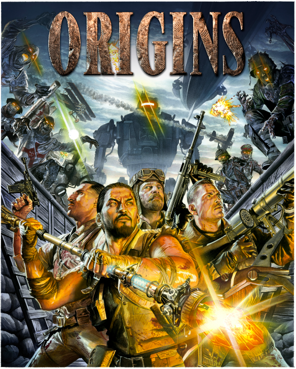 Image - Origins poster BOII.png | Call of Duty Wiki ...