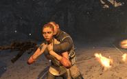 Alena in Hostage Taker MW3