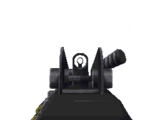 MG4 Iron Sights MW3DS