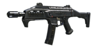 Skorpion EVO Menu Icon BOII