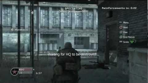 Headquarters - Call Of Duty 4 Online Gameplay