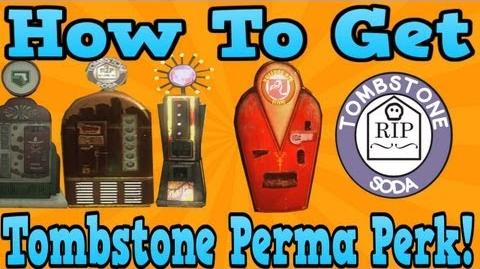 """Black Ops 2 Buried"" Tombstone Perma Perk Tutorial! (Keep Your Perks When You Go Down!)"