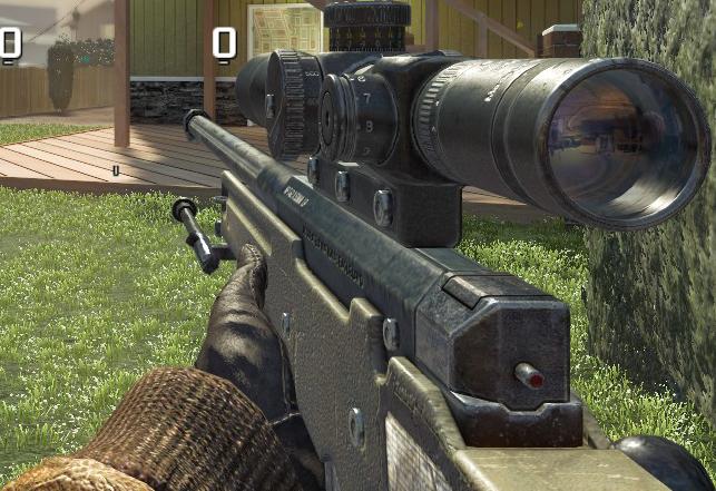 L96a1 Call Of Duty Wiki Fandom Powered By Wikia