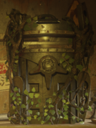 Zombie Shield Built Zetsubou No Shima BO3