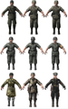 German character models WaW.PNG