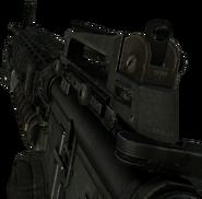 M16A4 MW2 M203 Grenade Launcher
