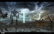 Origins ConceptArt Zombies BO2