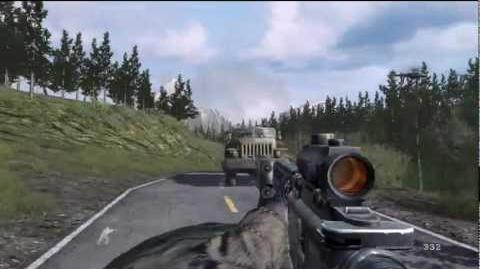 Call of Duty 4 Modern Warfare - Campaign - Game Over