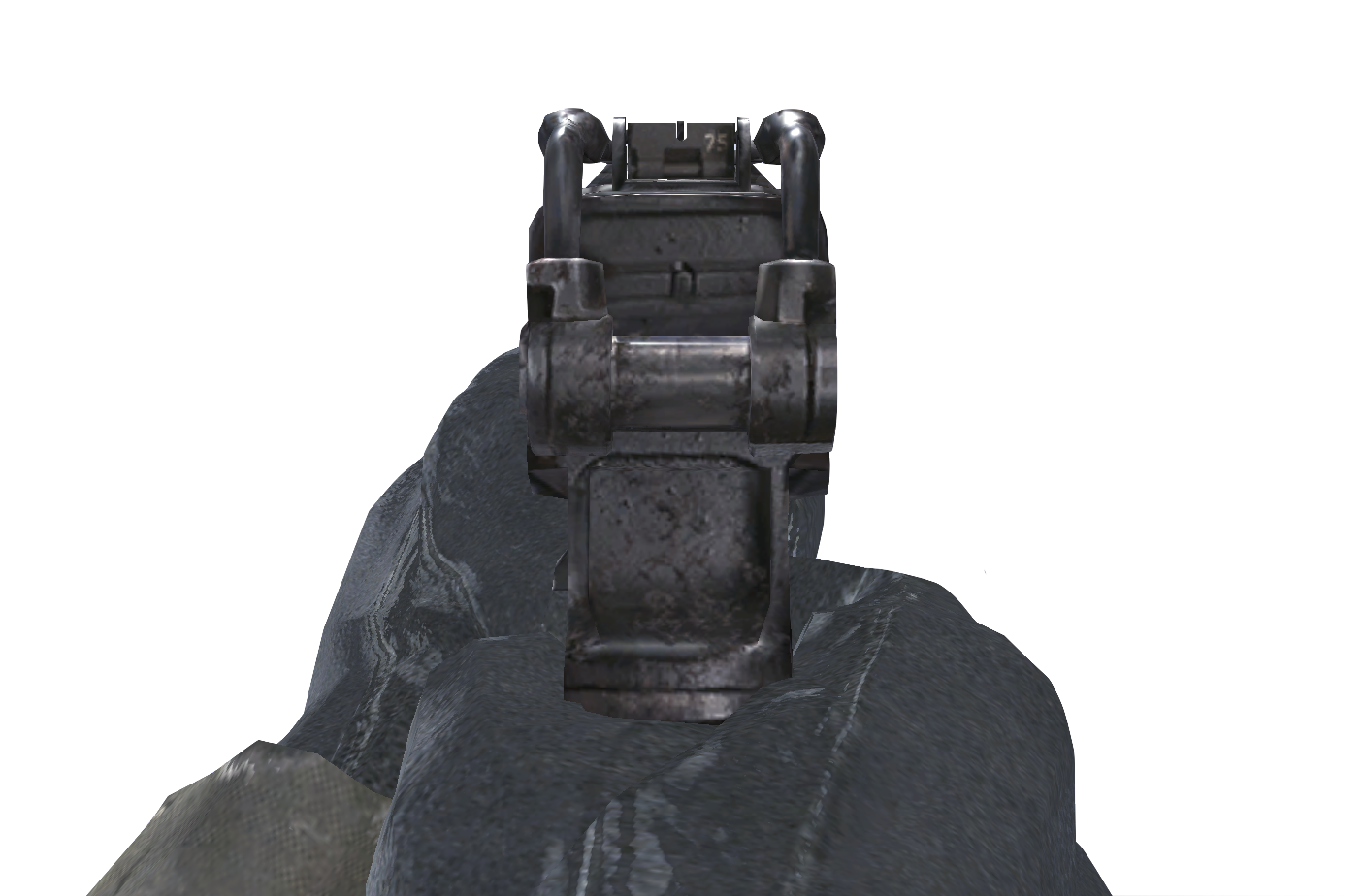 File:Skorpion Iron Sights CoD4.png