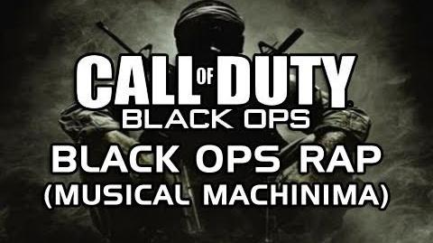 BrySi the Machinima Guy - Call of Duty Black Ops Rap Song - feat Tejb!