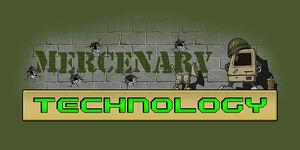 Mercenary Tech Logo