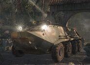Tropas BTR-60 BO