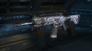 ICR-1 Gunsmith Model Snow Job Camouflage BO3