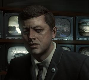 John F. Kennedy Black Ops