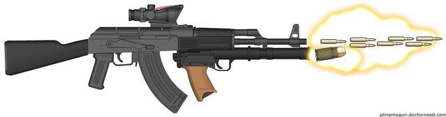 File:Personal Colonel Reznov PMG -AKM MK2-.jpg