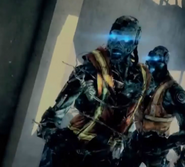 2 Cyborg zombies Dead Rising CODO